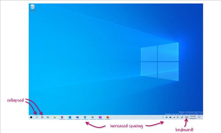 微软Windows1020H1快速预览版18970更新内容大全