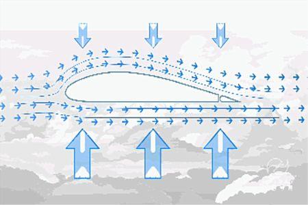 飞机是怎么发明的原理_此外,在战车后舱,还根据飞机机翼设计原理,设计研发出独特的尾滑板——机翼型尾滑板,提升战车在水中行驶的速度.