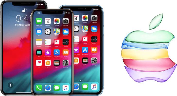 爆料:新款iPhone或于9月13日开始接受预订,9月20日正式发货