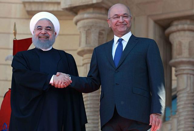 亲密盟友反水向伊朗伸出援手两国曾经是死对头!