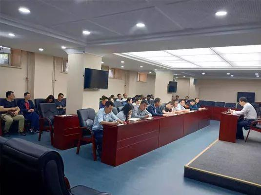 """团省委召开""""不忘初心、牢记使命"""" 主题教育通报会"""