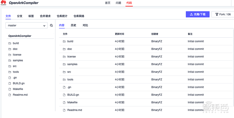 华为方舟编译器开源官网正式上线,框架代码率先公布
