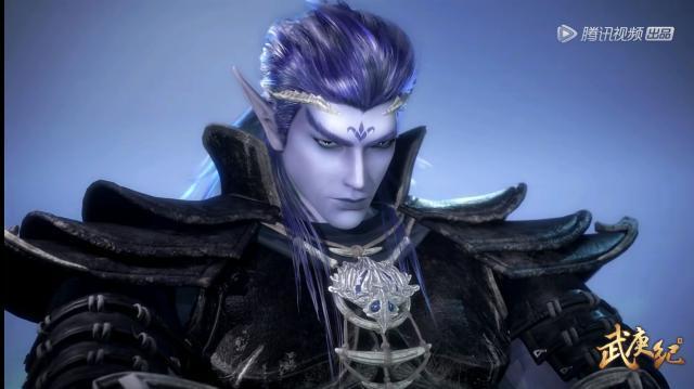 武庚纪 第三季马上更新 前任冥族大元帅海阔天空闪亮登场