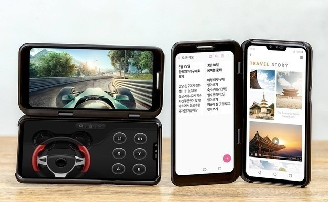 LG推出双屏浏览器Whale 今后主打双屏手机