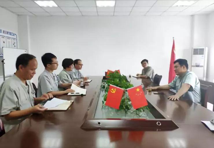 猎豹汽车漳州公司纪检委开展了基层走访