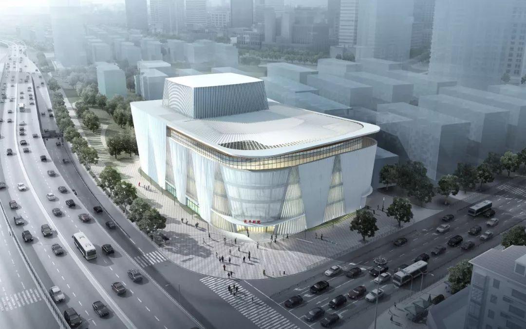 又一承载着上海文化记忆的老剧场,要以崭新面貌与我们相见!