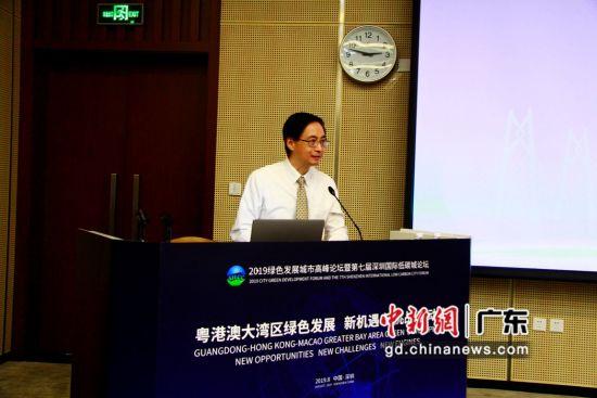 """""""绿色金融服务实体经济实验室""""将在深圳成立"""