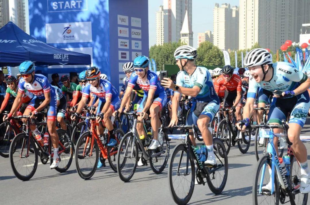 <b>2019中国?石家庄第十六届国际自行车环城赛今日举行</b>
