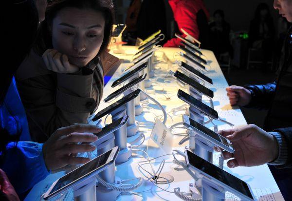 市场研究机构预测全球智能手机旺季表现将受压