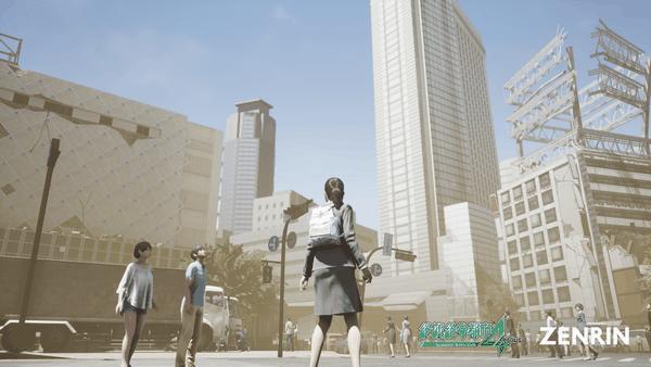 《绝体绝命都市4+》中文版10月17日发售收录DLC