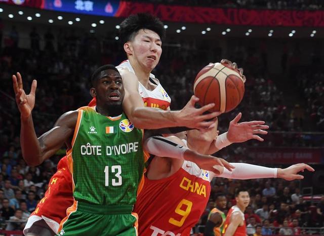 「篮球世界杯」 终结世界大赛九年不胜,中国男篮赢了科特迪瓦