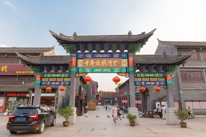 """江苏最低调的古镇,被称淮安版的""""夫子庙"""",至今免费开放_历史"""