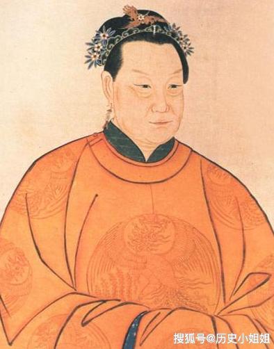 明太祖朱元璋马皇后