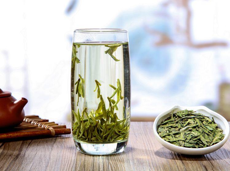 西湖龙井茶图片