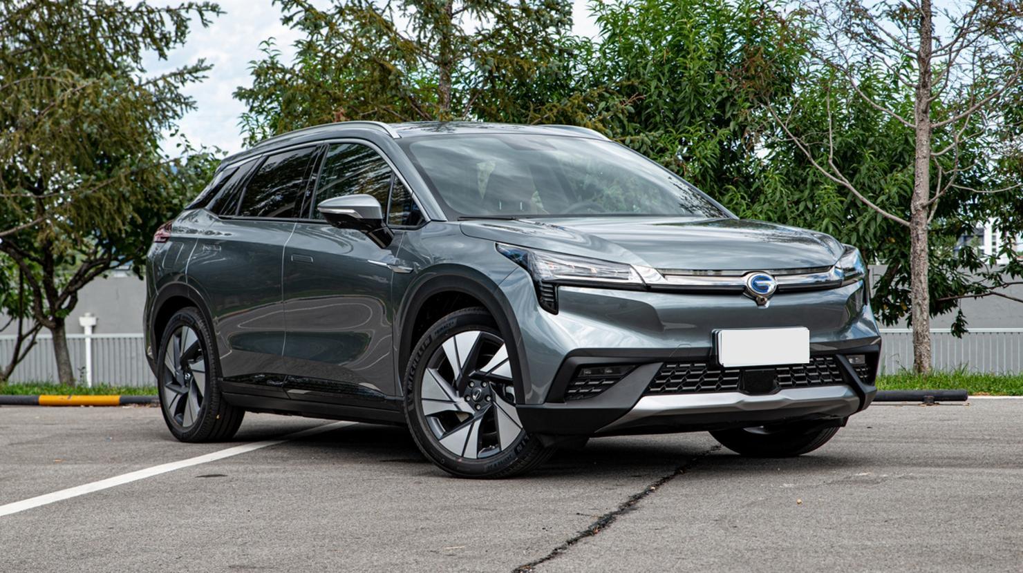 原装NEDC最大续航650公里,国产纯电动SUV站起来预售25万