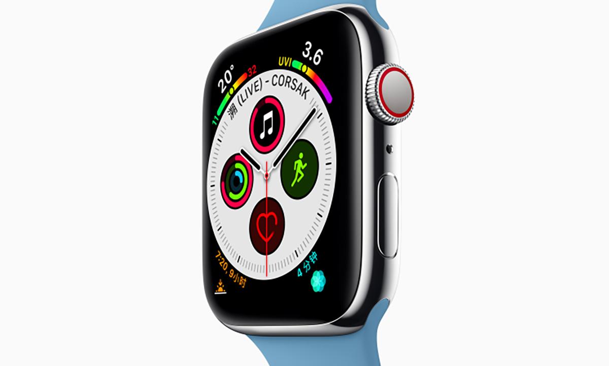 苹果官宣:Apple Watch 2代/3代屏幕开裂可收费换屏
