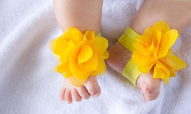 「孕婴知识」为小宝宝洗澡、洗脚的注意事项