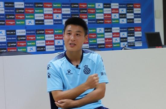 武磊:對打進世界杯充滿信心 望大家平和看待自己的表現