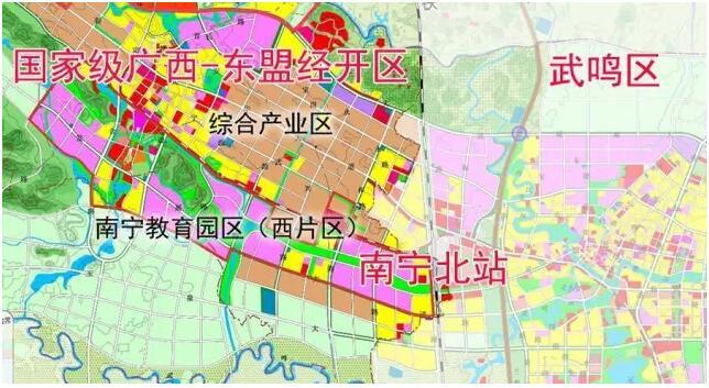 图说 贵南高铁建设最新进展,南宁北将拥抱高铁
