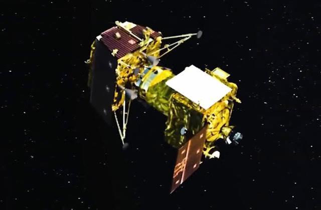 月球马拉松7天倒计时!嫦娥四号捷足先登,印度月船2号优势突出