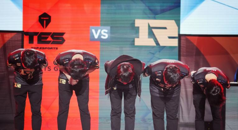 RNG确定进入世界赛,针对其他赛区下路喊话:我想玩亚索
