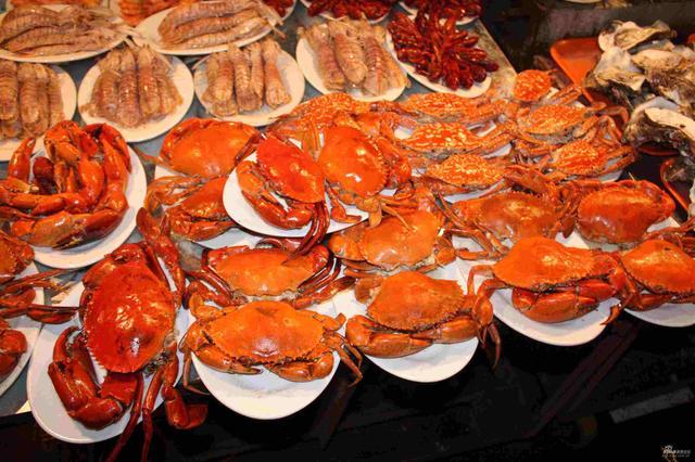 螃蟹和茶叶一起吃吗