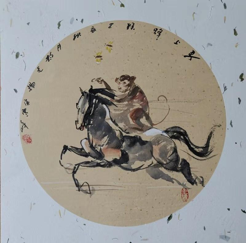 中国梦文化艺术研究院江苏无锡创作基地成立中国梦艺企联盟挂牌图片