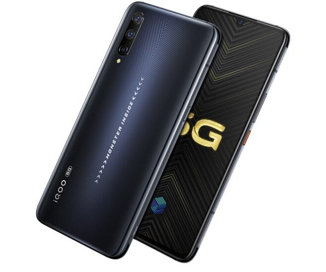 iQOOPro5G版明日0点开售:骁龙855Plus,3798元起