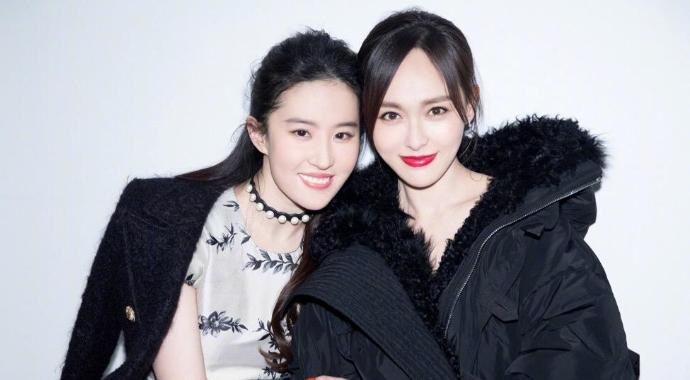 唐嫣为刘亦菲庆生 揭露唐嫣刘亦菲私下关系为什么两人这么好
