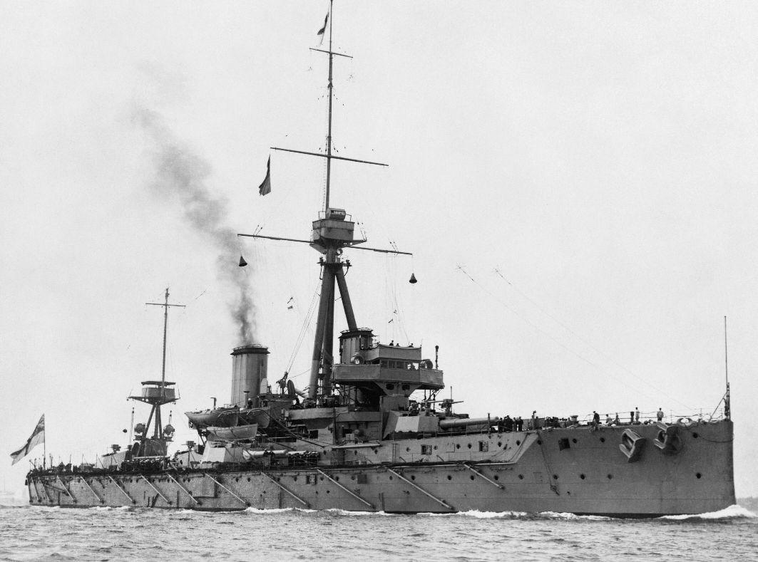 戰列巡洋艦:海軍特殊時期的遠洋健兒,科技進步后迅速被淘汰