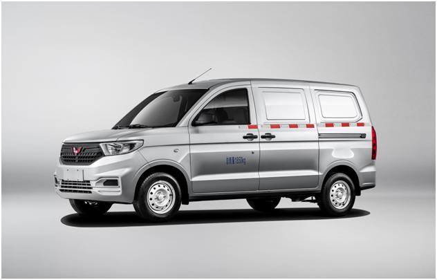 五菱宏光v货运版_五菱宏光V劲取版新车上市,高端大气更能装,最低4.18万入手_用户