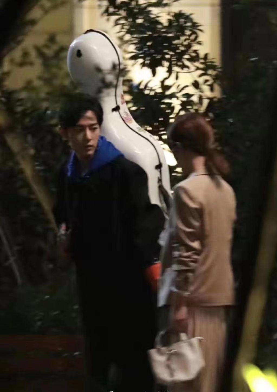 肖战杨紫主演《余生,请多指教》,两人同框剧照流出,CP感很强