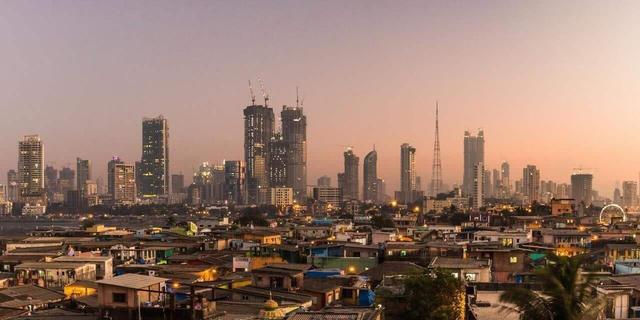 印度孟买经济总量_印度孟买图片