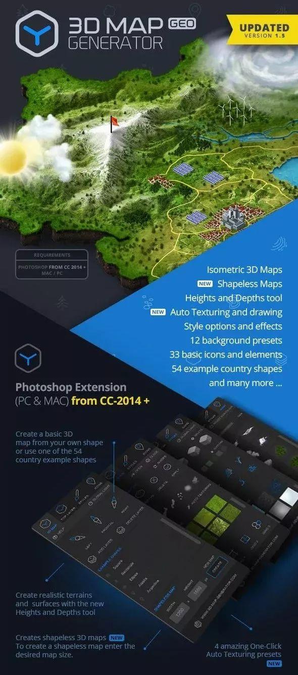 黑科技 6个极好玩的Photoshop插件简直就是开挂啊!