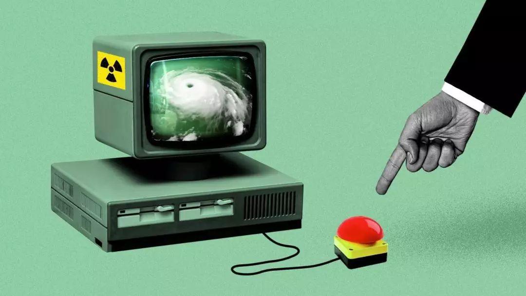 特朗普要核弹炸飓风,还真能成?