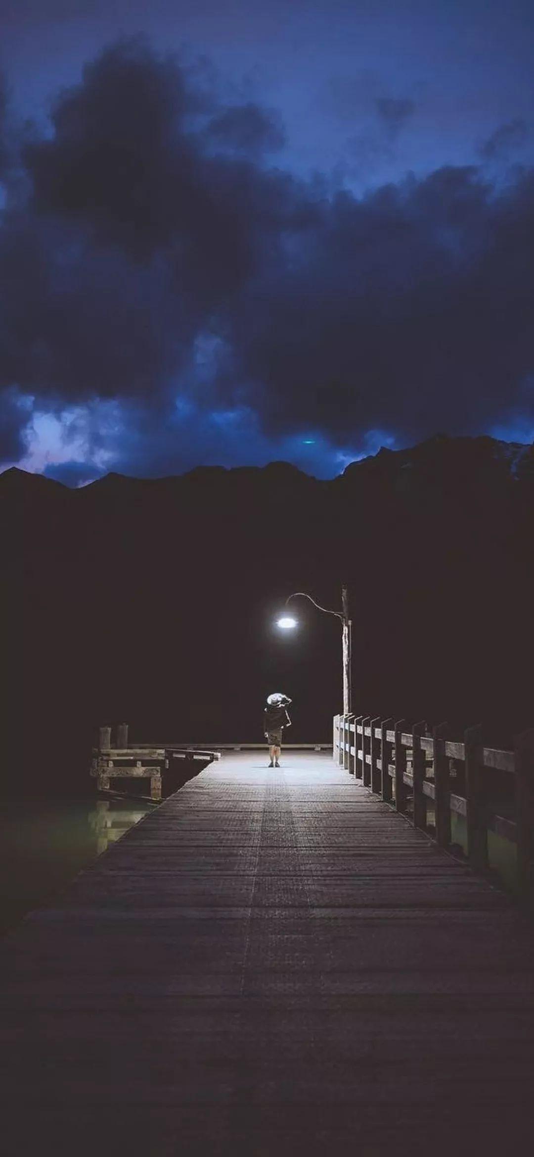 一个人独自去流浪。 - 唯美图片 QQJAY空间站
