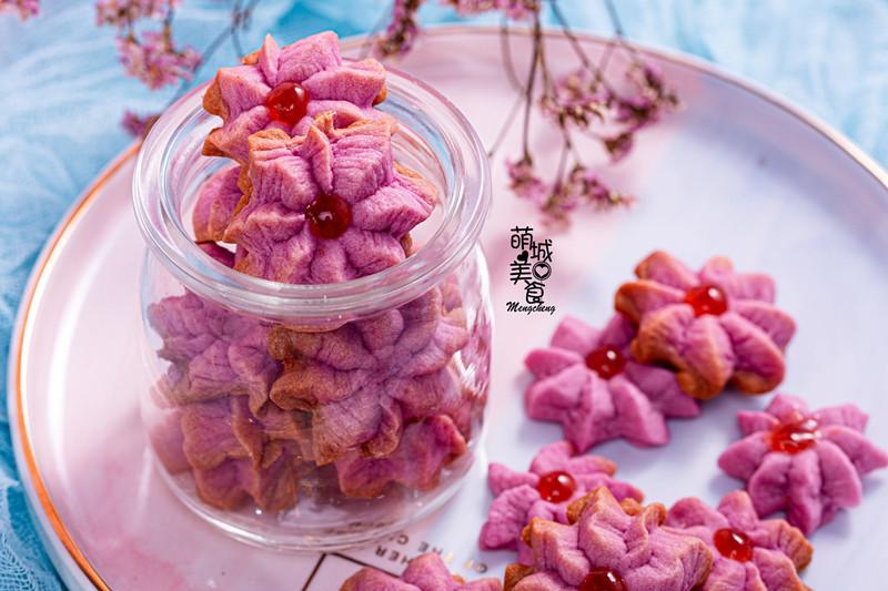 教师节推荐一款高颜值樱花曲奇,美到哭,让老师感到到流泪!