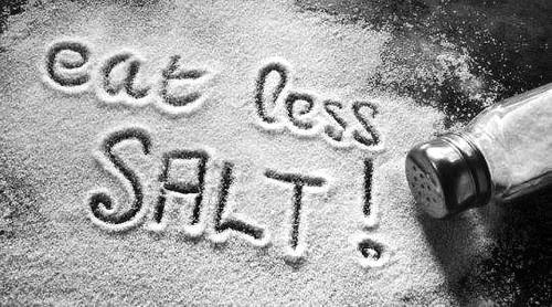 """好身材好皮肤毁于高盐买食物前看懂""""限盐四律"""""""