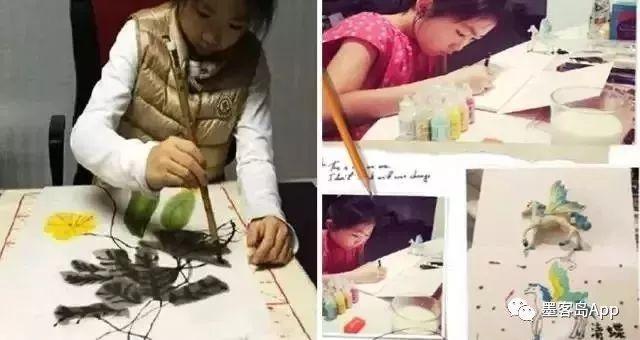 孩子学画画没用 NONO 这是他们一生的财富