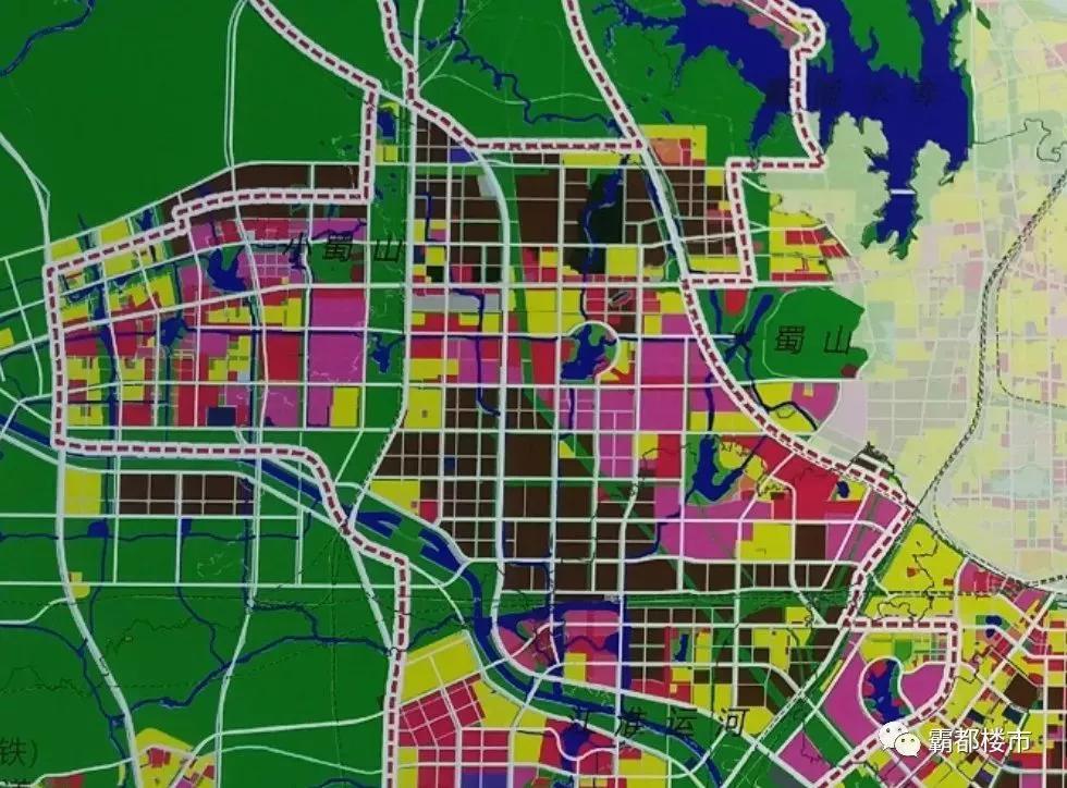 范县新区规划图趋势