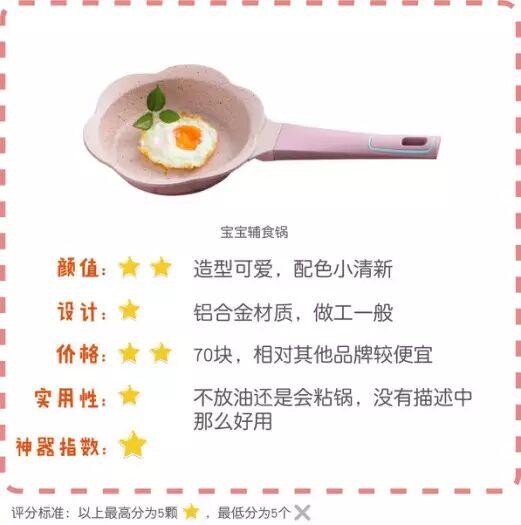 原创无油煎蛋不粘锅,传说中的花瓣辅食锅真的那么神奇吗?