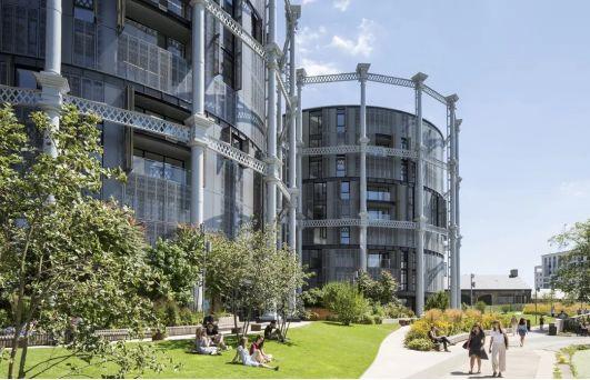 储气罐改公寓、电厂变美术馆,英国的改造为何值得我们学习?