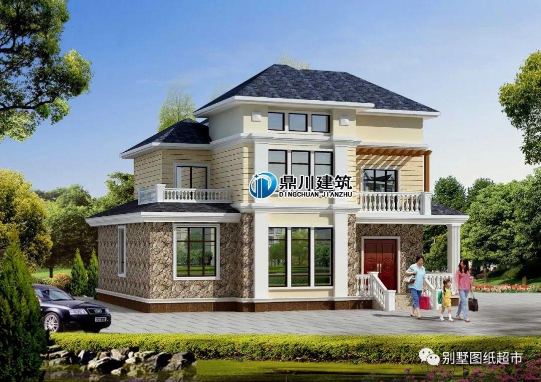 建一套属于自己的小别墅,搭个阳光房,朋友来了都不想走!别墅州葫芦岛沪图片
