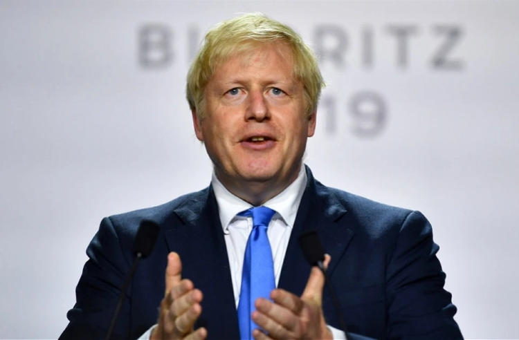 英國脫歐決戰開始!約翰遜警告保守黨同僚:誰反對脫歐就踢出黨