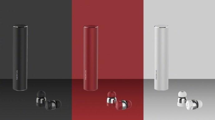 诺基亚公布无线耳机新品