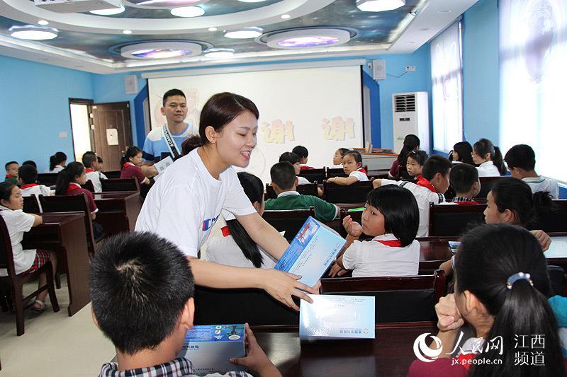 江西:开学第一天