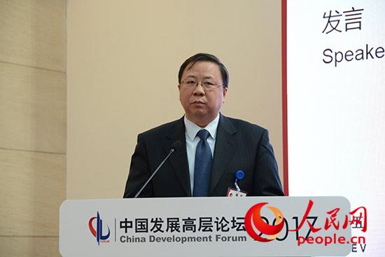 中国海洋石油集团有限公司原董事长杨华任中国中化集团总经理