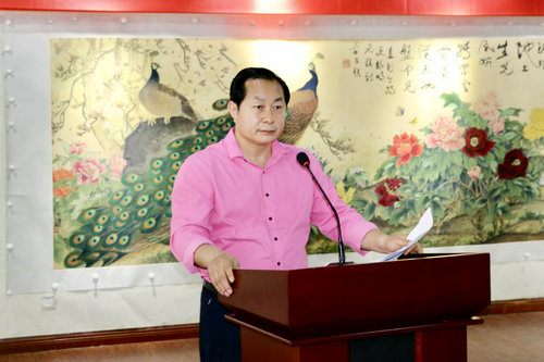 许顺喜应邀担任中国文化信息协会中医药文化工作委员会秘书长