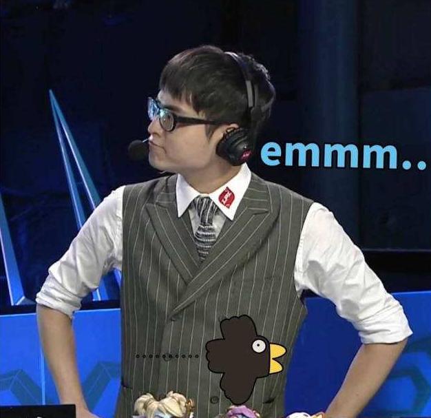 RNG对阵TES,解说记得直呼Uzi为枣子哥,网友:反串黑?