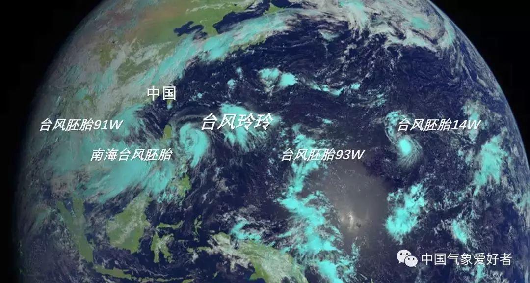 """最新消息!台风""""玲玲""""5-6日将对定海造成较大影响,雨也可能不止下一个星期……"""